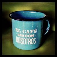 Photo taken at Cielito Querido Café by Alexoli on 8/16/2012