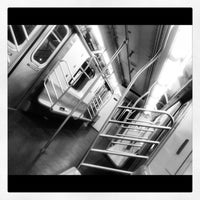 Photo taken at MTA Subway - Burnside Ave (4) by Hova C. on 8/21/2012