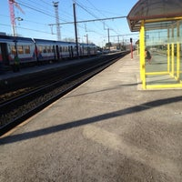 Photo taken at Station Herentals by Stijn S. on 3/26/2012