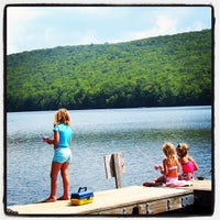 Photo taken at Mauch Chunk Lake Park by Anthony S. on 8/23/2012