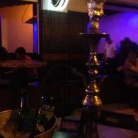 Photo taken at Santuario Bar by (BETA) Janaina A. on 5/20/2012