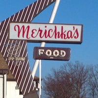 Photo taken at Merichka's Restaurant by Mark B. on 2/16/2012