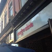Photo taken at Mango Shiva Indian Bistro & Chai Bar by Julie P. on 7/6/2012