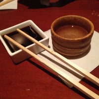 Photo taken at Kazu Japanese Restaurant by Kyle B. on 4/29/2012
