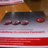 Photo taken at Vodafone by  Constantinos P. on 5/17/2012
