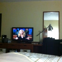 Photo taken at Four Points by Sheraton Oklahoma City Airport by Adrián V. on 3/7/2012