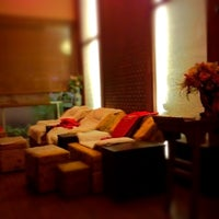 Photo taken at Yin Yang Original Massage and Spa by Chatchai T. on 2/21/2012