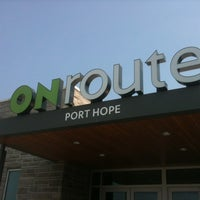 Photo taken at ONroute Port Hope by Tigh D. on 7/13/2012
