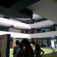 Photo taken at Universidad César Vallejo by Mike G. on 9/10/2012