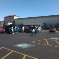 Photo taken at Meijer by Christy M. on 6/25/2012