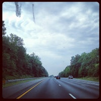 Photo taken at Interstate 95 by Alberto Lempira G. on 8/22/2012
