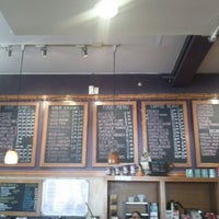 Photo taken at Martha & Bros. Coffee by Rashmi on 4/25/2012