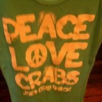 Photo taken at Joe's Crab Shack by Joshua G. on 7/25/2012