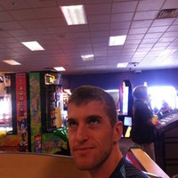 Photo taken at Chuck E. Cheese's by Ashley B. on 8/11/2012