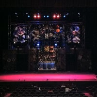 Photo taken at Blumenthal Performing Arts Center by John H. on 4/8/2012