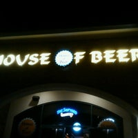 Photo taken at House of Beer by James B. on 6/30/2012