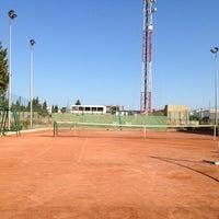 Photo taken at Tennis Club ASM by Fateh B. on 7/25/2012