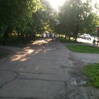 Photo taken at Ясеневая улица by Яна Б. on 5/16/2012