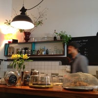 Photo taken at Passenger Espresso by Marjolein v. on 5/7/2012