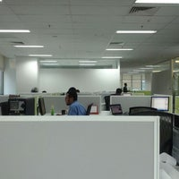 Photo taken at Touch 'n Go Sdn Bhd by Razer on 4/23/2012
