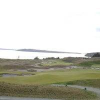 Photo taken at Chambers Bay Golf Course by Tommy T. on 5/9/2012