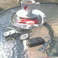 Photo taken at Jolie Cafe by Vizitiu R. on 3/22/2012