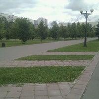 Photo taken at Сквер им. Кирова by shikate on 5/31/2012