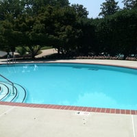 Photo taken at Charlotte Country Club by Gracie C. on 7/5/2012