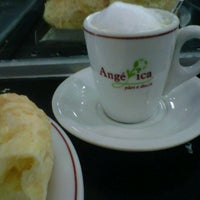 Photo taken at Angélica Pães e Doces by Ma F. on 8/29/2012
