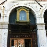 Photo taken at Bancogiro by GLuca on 8/19/2012