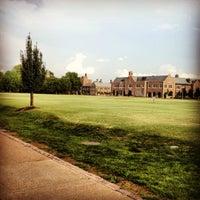 Photo taken at Washington University by Jared H. on 8/4/2012