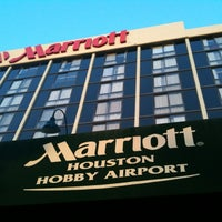 Photo taken at Houston Marriott South at Hobby Airport by Kevin G. on 3/27/2012