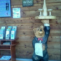 Photo taken at Bear Creek Winery by Stacey B. on 6/15/2012