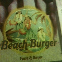 Photo taken at Beach Burger by Lucca Yudi M. on 3/18/2012