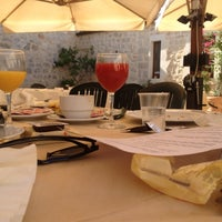 Photo taken at Torre Don Virgilio Resort by Andrew F. on 8/18/2012