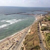 Photo taken at The Carlton Hotel Tel Aviv by Raffaele C. on 7/28/2012