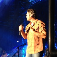 Photo taken at Soaring Eagle Outdoor Concert Venue by Michele on 9/2/2012