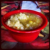 Photo taken at Pancho's Burritos by Chris K. on 3/4/2012
