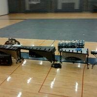 Photo taken at Fruitport High School by Nolan J. on 3/15/2012