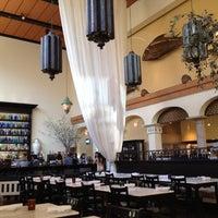 Photo taken at Thea Mediterranean Cuisine by Brenda T. on 5/8/2012