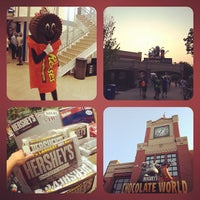 Photo taken at The Hershey Chocolate Factory by Kevin L. on 5/29/2012