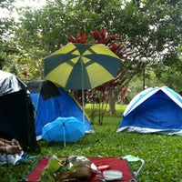 Photo taken at Camping Alta da Serra by Paulo T. on 3/18/2012
