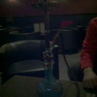 Photo taken at The Shisha Room by Larry R. on 3/15/2012