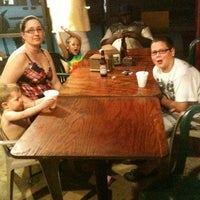 Photo taken at A1A Burrito Works Taco Shop by Heather C. on 3/14/2012