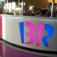 Photo taken at Baskin Robbins Cafe by Mohamad D. on 7/4/2012