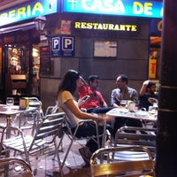 Foto tomada en Casa de Asturias por Marcos M. el 5/10/2012