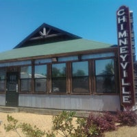 Photo taken at Chimneyville Smokehouse by Steve S. on 4/23/2012