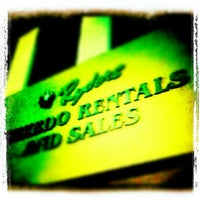 Photo taken at Ryders Tuxedo Rentals by April A. on 8/11/2012