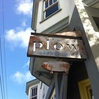 Photo taken at Plow by Rachael L. on 3/18/2012