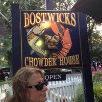 Снимок сделан в Bostwick's Chowder House пользователем Michael S. 8/2/2012